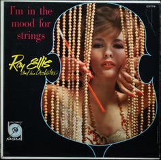 Ray Ellis and his Orchestra - I'm In The Mood For Strings (1959)
