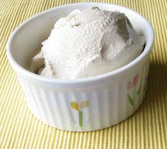 homemade coffee ice-cream!!