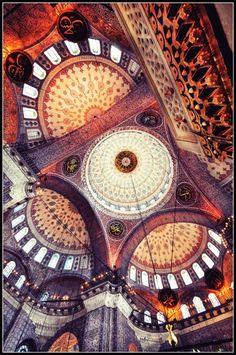 Aghia Sofia, Istanbul. It was a historical gem that took my breath away.