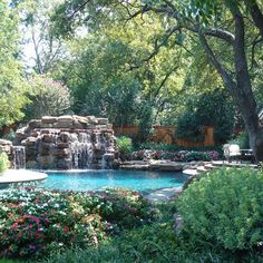 Lagoon Pool Design, Pictures, Remodel, Decor and Ideas - page 6