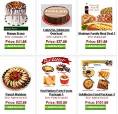 Whether it is for a birthday celebration, anniversary or just a random special event, you can now send food to your love ones in the Philippines from popular Philippine brands like Jollibee, Red Ribbon, Goldilocks, Tokyo Tokyo, Mang Inasal, Tous Les Jours and Chowking. You just need to hire an online delivery service.