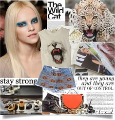 """""""""""As soon as you know you are in prison, you have a possibility to escape."""""""" by de-si-ree ❤ liked on Polyvore"""