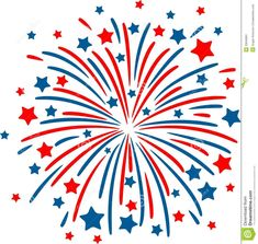 free fourth of july clipart clip art free and clip art pictures rh pinterest com free fireworks clipart downloads free firework clipart images