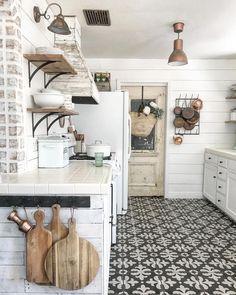 Kitchen | Modern Farmhouse