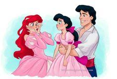 Disney pixar, walt disney, disney family, disney and dreamworks, cute disne Ariel Disney, Walt Disney, Mermaid Disney, Cute Disney, Disney Girls, Disney Magic, Disney Family, Disney And Dreamworks, Disney Pixar