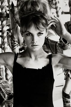 Jean Shrimpton Circa 1961.