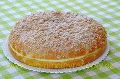 Pražský koláč Romana Vaňka Sweet Desserts, Sweet Recipes, Sweet Cooking, Strudel, Graham Crackers, No Bake Cake, Smoothies, Bakery, Cheesecake