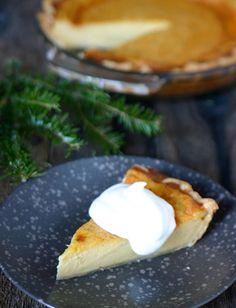 @Adrienne Peterkin   Eggnog Pie - Ade didn't you say you loved eggnog?  :)