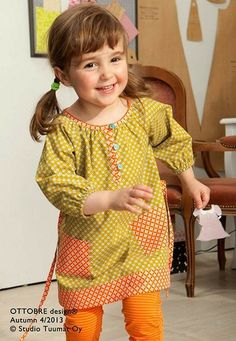 Extremely warm and sunny days are tempting us out of office, but we try to stay inside. We are preparing a hug. Girls Dresses Sewing, Sewing Kids Clothes, Stylish Dresses For Girls, Little Girl Outfits, Little Girl Dresses, Kids Outfits, Baby Girl Dress Design, Girls Frock Design, Baby Frocks Designs