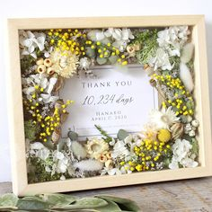 Diy Crafts Hacks, Diy Crafts For Gifts, Dried Flowers, Paper Flowers, Making Gift Boxes, 3d Picture Frame, Flower Factory, Arts And Crafts For Teens, Flower Truck