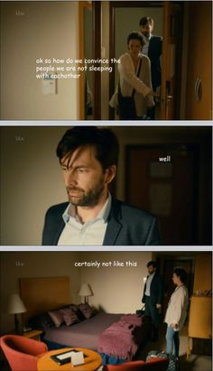 David Tennant and Olivia Colman Broadchurch Series Movies, Movies And Tv Shows, Tv Series, David Tennant, Funny Tv Quotes, Doctor Who Cast, Broadchurch, Movie Shots, Michael Sheen
