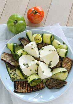 Recette Salade Gran Tradizione aux légumes méditerranéens : http://www.ilgustoitaliano.fr/recettes/rechercher/keys-tradizione