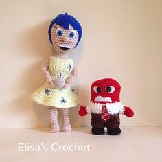 Picasa Amigurumi Disney : Inside Out by Disney Pixar on Pinterest Inside Out ...
