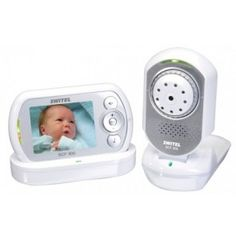 Switel Digital Baby Video Monitor 3.5""