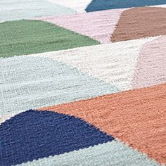Curvature Rug | The Land of Nod