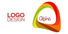 Professional Logo Design - Adobe Illustrator cs6 (Alpha)