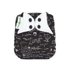 Bumgenius Elemental Organic Cloth Diaper All in One ALBERT PRINT: Baby