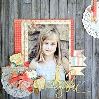 A Project by maxadriane from our Scrapbooking Gallery originally submitted 02/19/12 at 02:52 PM