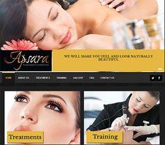 http://apsarapermanentcosmetics.co.uk/ - Permanent cosmetics treatment company located in St. Helens