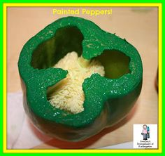 Pepper shamrocks!