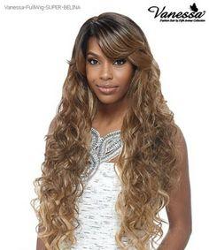 Vanessa Fifth Avenue Collection Futura Full Wig - SUPER BELINA