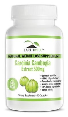 Garcinia Cambogia Extract Pure with 60% HCA Natural Weight Loss Supplement 500mg, Highest Quality Premium Diet Pill by EarthWell, http://www.amazon.com/dp/B00DFGBKGY/ref=cm_sw_r_pi_dp_F2zxsb0A9V9AV