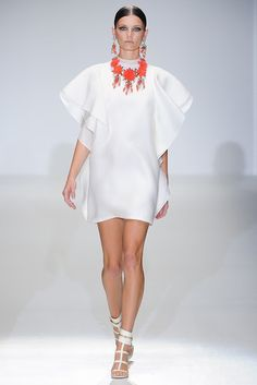 Gucci: Retro Fashion, Fashion Week Milan 2012
