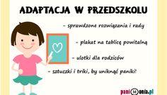 Adaptacja w przedszkolu - sprawdzone rozwiązania