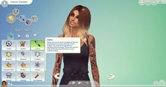 Author CAS Trait by drewstacey at Mod The Sims