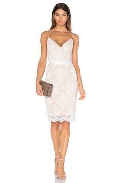homebodii Giselle Dress in Nude