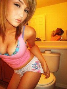 Porno girls am biks