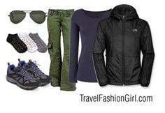 #travel #wardrobe http://travelfashiongirl.com/the-ultimate-travel-packing-list-for-girls/