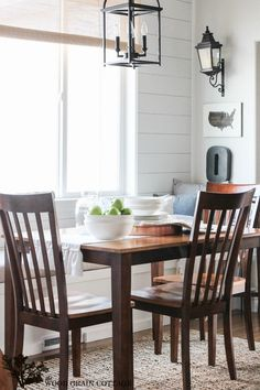 Spring Home Tour- And Easy Spring Decorating Ideas- by The Wood Grain Cottage