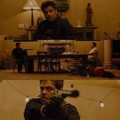 """""""Time to meet God"""" in Sicario by Dennis Villeneuve Denis Villeneuve, Rio, Meet, Instagram"""