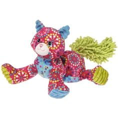 """Mary Meyer Print Pizzazz Raspberry Kitty 10"""" Plush >>> You can get more details by clicking on the image. (This is an affiliate link) #Puppets"""