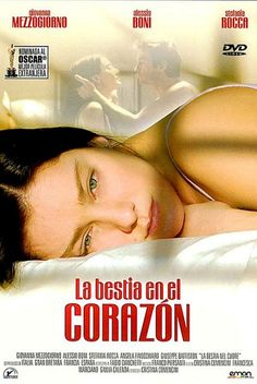 La bestia en el corazón (2005) de Cristina Comencini. Sabina lleva una vida regular y se siente satisfecha con ella y con su amor por Franco, pero últimamente está teniendo pesadillas que la perturban, casi al mismo tiempo descubre que está embarazada y empieza a recordar poco a poco su niñez con una familia de clase media muy severa. Ella lleva un gran secreto, quiere contactar a su hermano, quien es un profesor en una universidad estadounidense, para intentar entender este secreto. Riverdale 2017, Lost City Of Gold, Schindler's List, Doctor Sleep, O Drama, Life Of Crime, Ties That Bind, Gemini Man, Amor