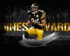 Love you Hines!! Steeler Nation ♥