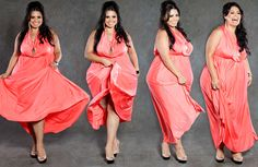 Fashions for the Plus Size Woman