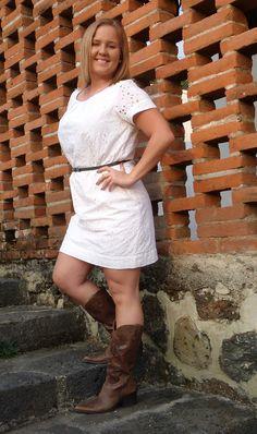 love wearing my Canvas dress!