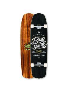 Arbor Shakedown Longboard Complete 39 such a good do it all hybrid longboard