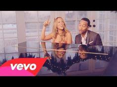 Mariah Carey, John Legend - When Christmas Comes (+playlist)