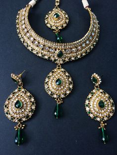 Kundan necklace | Indian Jewelry | Kundan jewelry | polki jewellery
