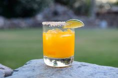 Clementine Margarita: Tequila Blanco, Cointreau & Fresh Clementine Juice with a Pasilla Chili Salt & Sugar Rim.Quiessence Restaurant at The Farm at South MountainPhoenix, AZ
