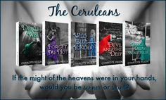 RE-RELEASE & #GIVEAWAY - Ceruleans Anniversary Giveaway by Charlotte Wilson - @bookishcharlie, #Paranormal, #Romance, #Young_Adult - February