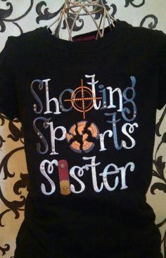 Trap Shooting Sheet Shooting Sporting Clay Shooting T