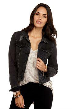 Devon Denim Jacket | Cotton On