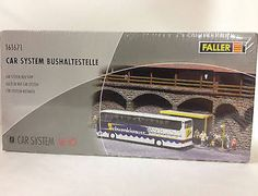 Faller Car System -Faller Car System Bus Stop Control System Ho Scale 161671