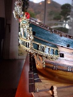 帆船模型製作 フリースランド(Friesland) 2/2 Model Ship Building, Wooden Ship, Model Ships, Construction, Concept, Boat Building, Boating, Boats, Model Building