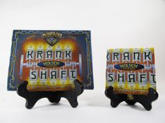 Krank Shaft Beer Coaster