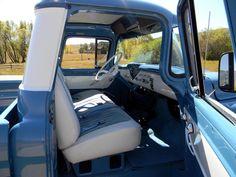 Interior Of 59 Chevy Apache Gorgeous 57 Chevy Trucks Chevy